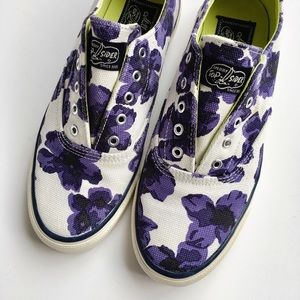 Milly for Top Sider slip on Sneaks