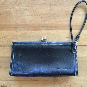 Wilsons Leather Handbags - Wilsons Leather Wristlet