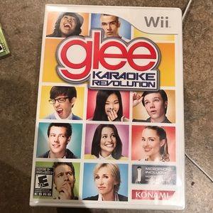 Nintendo Other - Glee Karaoke Revolution