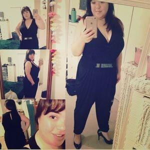 City Chic Pants - City Chic jumpsuit size M (plus size 18)