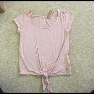 AE Tie up shirt