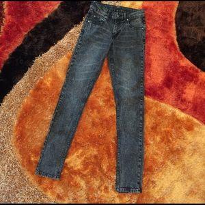 Cheap Monday Denim - Cheap Monday Tight Skinny Jeans Used Black