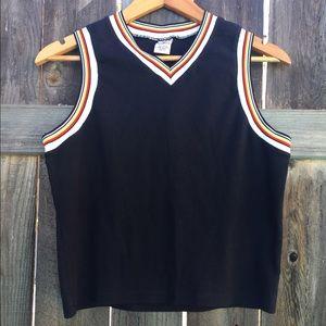 VTG 90s RAD clothing top SZ L