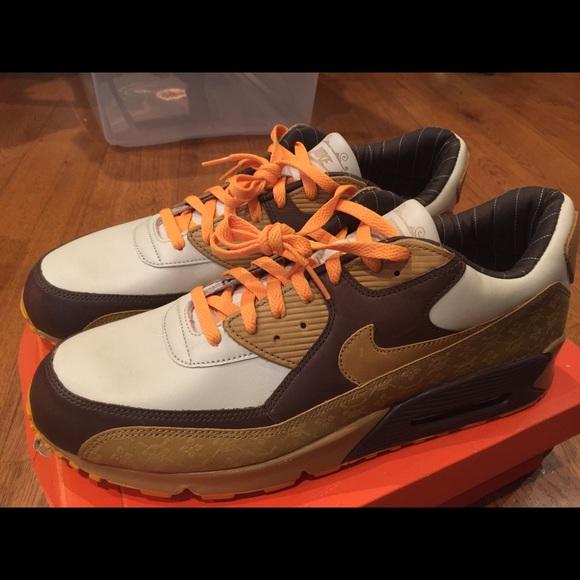 Size 15 Poshmark Air Skull Nike Max Shoes Premium 1 Nib gxRP0T