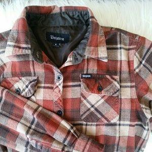 Brixton Tops - Brixton flannel