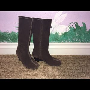 Nordstrom Other - KIDS LEATHER AND SUEDE BOOTS👢