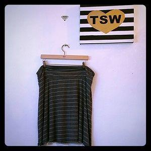 Merona Dresses & Skirts - XXL MERONA SOFT FLOWY SKIRT