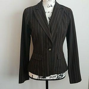 BCX Jackets & Blazers - BCX pinstripe blazer