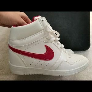 Nike Shoes - New Nike Force sky hi sneakers