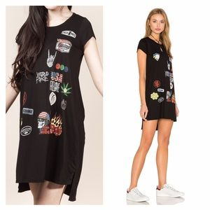 Lauren Moshi Dresses & Skirts - Lauren Moshi Mirabella Short Sleeve Dress