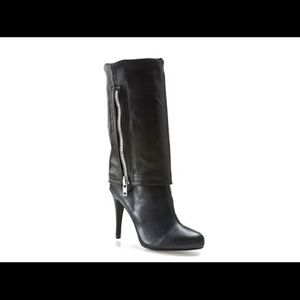 Diba Shoes - BRAND NEW Diba Trick Key black boots in size 9