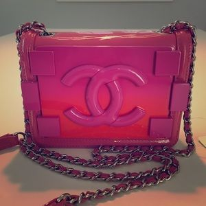 CHANEL Handbags - 💯 Auth CHANEL MINI Boy Lego FlapBag Crossbody bag