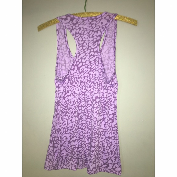 Victoria's Secret Tops - Bundle of Purple Leopard Sz S VS and Leopard Tank
