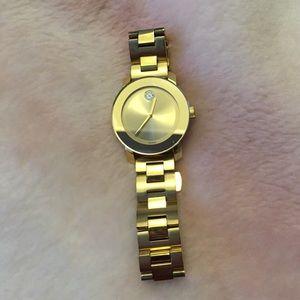 Movado Bold watch