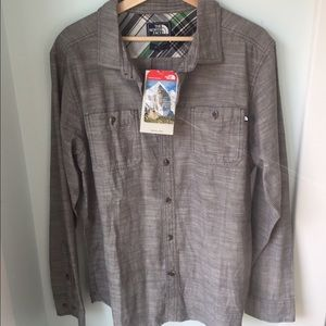 North Face Other - NWT Men's Northface Button Up