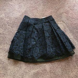 MSGM Dresses & Skirts - Blue lace skirt
