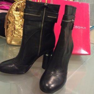 BCBGirls Shoes - NEW Black BCBG Boots