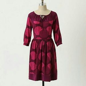Anthropologie Dresses & Skirts - Anthropologie girls from savoy purple dress