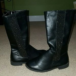 Josmo Other - Josmo Black Boots with Sparkle