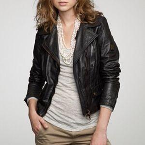 Belstaff Jackets & Blazers - BelStaff leather motorcycle jacket