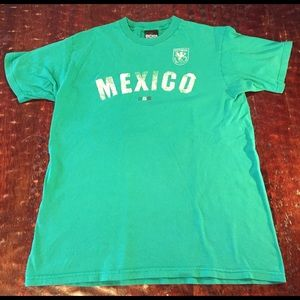 anchor blue Other - Anchor Blue Men's Mexico Soccer Tee