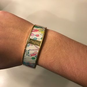 Lilly Pulitzer Jewelry - Lilly Pulitzer Bangle Bracelet Exclusive
