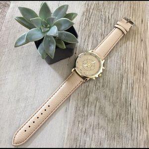 Accessories - • creme watch •