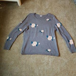 Xhiliration Sweater