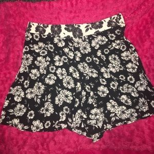 Floral Comfortable New Look Shorts