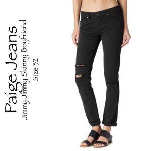 Paige Jeans Denim - ⬇️Paige Jimmy Skinny 🆕 +32
