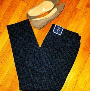 Charter Club Denim - Sale! 🆕Printed ankle skinny jeans