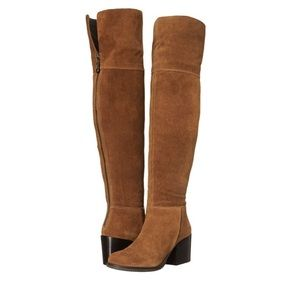 Steve Madden Shoes - Knee High Suede Boots
