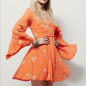 Free People Dresses & Skirts - Free People Jasmine embroidered dress