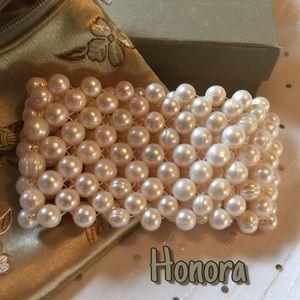 Honora Jewelry - Beautiful Pearl Bracelet