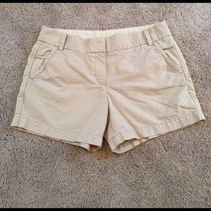 J. Crew Pants - J.Crew khaki shorts