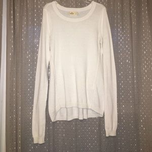 Hollister Sweaters - Cream colored sweater from Hollister