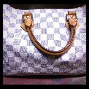Louis Vuitton Handbags - ❤️ BEAUTIFUL LOUIS VUITTON DAMIER AZUR SPEEDY 30!!