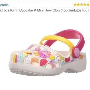 CROCS Other - Shopkins crocs
