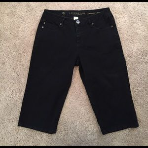 Liverpool Jeans Company Pants - Liverpool jeans company pedal pushers