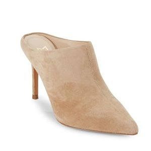 Marc Fisher Shoes - Marc Fisher LTD Tiffy Pointed Toe Mule