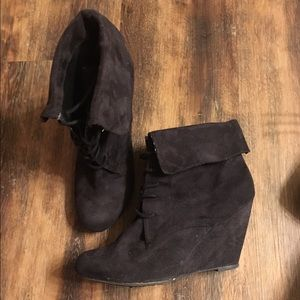 Zigi Soho Shoes - Wedge booties!