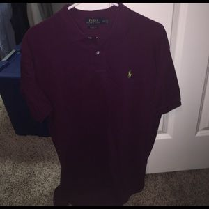 Polo by Ralph Lauren Other - Purple Classic Fit Polo