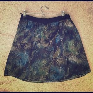 Theyskens' Theory silk skirt