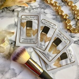 Too Faced Other - 💝 Too Faced 💝 Born This Way Foundation! Sampler
