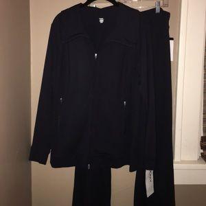 Jockey Jackets & Blazers - NWT Jockey P2P Dark Navy Jacket