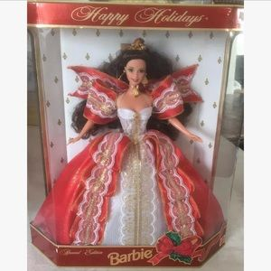Barbie Other - Happy Holidays Barbie