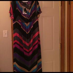 antthony  Dresses & Skirts - Designer Anthony, of Anthony originals maxi dress
