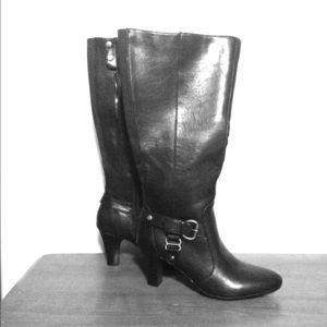 Life Stride Shoes - Heeled Fashion Boots