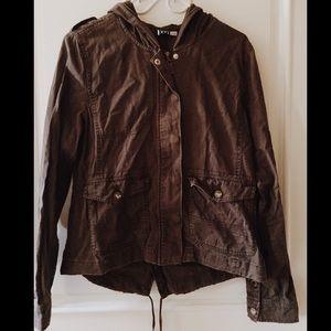 Roxy Jackets & Blazers - Roxy Patch Jacket With Stitching