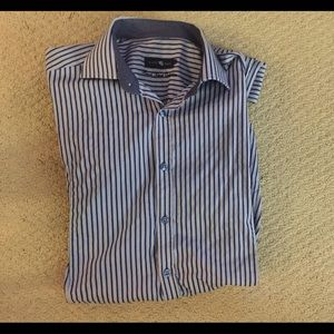 Stone Rose Other - Men's Stone Rose size 2 striped shirt (small)